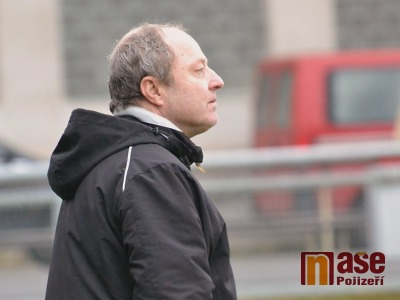 Trenér Zbyněk Houška je s devátým místem Jablonečku spokojený