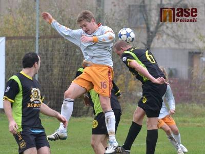 FOTO: Košťálov se štěstím uhájil tři body proti Pěnčínu
