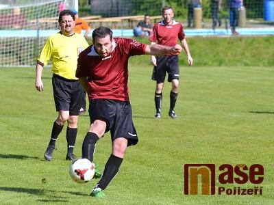 Okresní přebor: Zámostní derby Košťálov B – Libštát skončilo remízou
