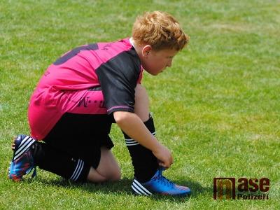 Mladí fotbalisté sehráli další kola svých soutěží