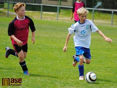 Mládežnické fotbalové turnaje v srpnu obsadí semilský stadion