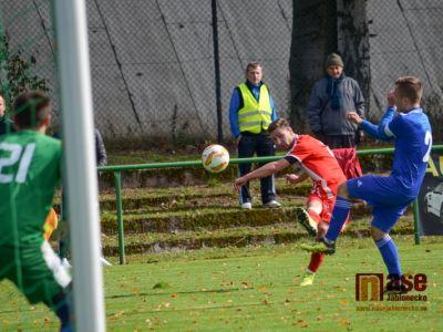 Krajský přebor: Turnov vyhrál derby se Mšenem
