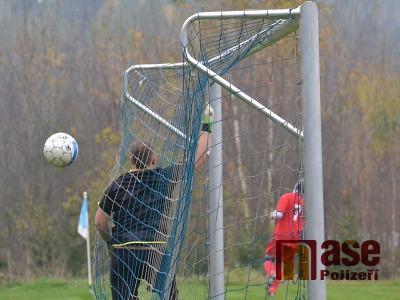 Okresní přebor: Mírová nastřílela Poniklé dvanáct gólů