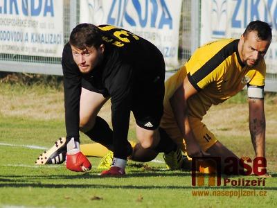 Neproměněná penalta předznamenala první jarní prohru Přepeř