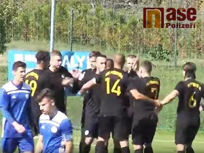Fotbalisté Přepeř si proti Velvarům připsali druhou výhru v ČFL
