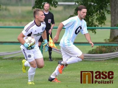 Fotbalisté zahájili jaro prvním kolem krajského poháru