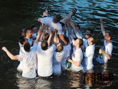 FOTO: Semiláci zdolali poslední překážku a slaví vítězství v přeboru