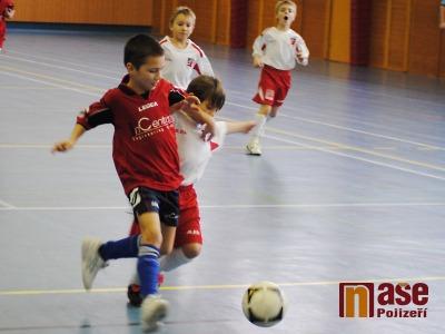 Ve Sportovním centru Semily pořádají turnaj mladších přípravek