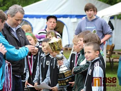 V Lomnici pořádají už 32. ročník turnaje přípravek
