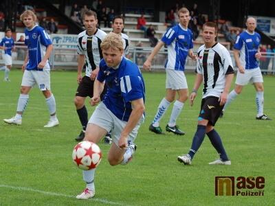 VIDEO: Fotbalisté FKP Turnov doma porazili rezervu Hradce