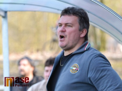 Proti Letohradu se rozloučil s kariérou v dresu Turnova Radek Cimbál