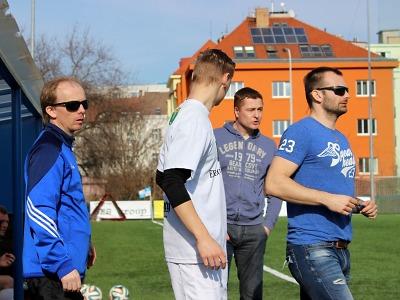 Fotbalisté Turnova vstupují do jarní části divize