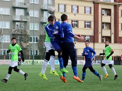 Fotbalistům FK Turnov se v přípravě daří. Už proto vyhlížejí jaro
