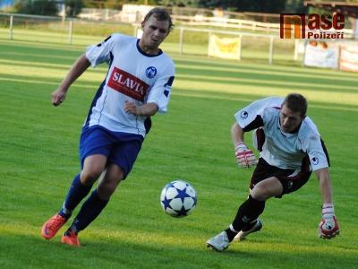 VIDEO: Turnovští fotbalisté si připsali proti Ústí první výhru v letošní divizi