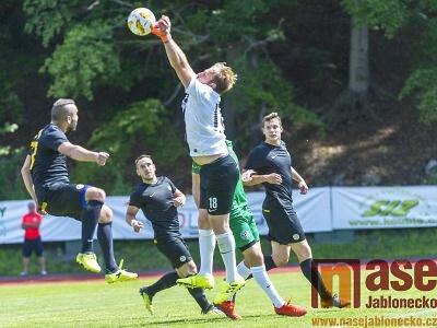 Přepeře zdolaly v prvním utkání sezony v ČFL 2:0 Brozany