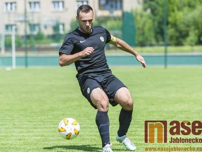 Fotbalisté Přepeř porazili 2:0 Velvary a drží se v ČFL na třetím místě