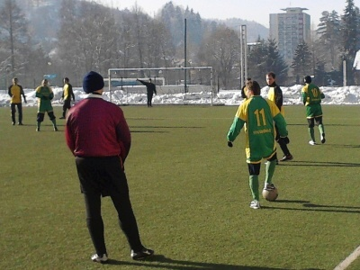 Košťálov na zimním turnaji podlehl domácímu Brodu