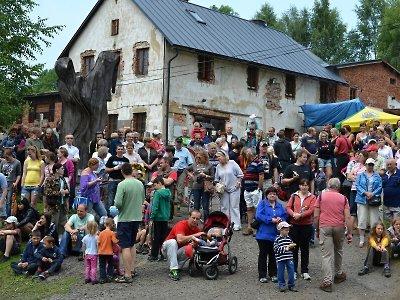 Kovosochání ve Františkově láká na bohatý doprovodný program