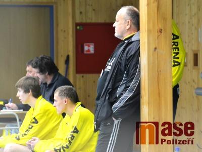 Futsalisté Jilemnice stále nebodovali, nedaří se jim v útoku ani obraně