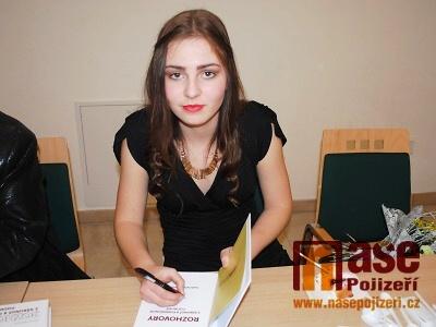 FOTO: Gabriela Jakoubková pokřtila svou druhou knihu rozhovorů