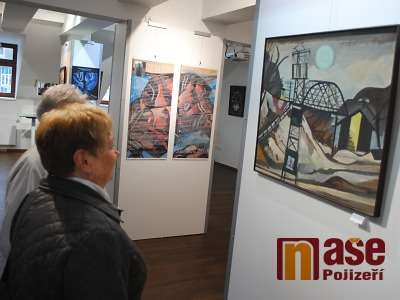 Výstava Odvaha reality připomíná v Turnově Jaroslava Klápště