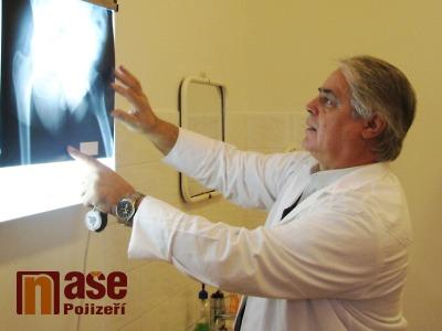 Zemřel dlouholetý primář semilské chirurgie Georgios Karadzos