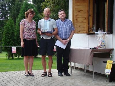 Vítězem Velké ceny Semil v golfu se letos stal Jan Schovánek junior