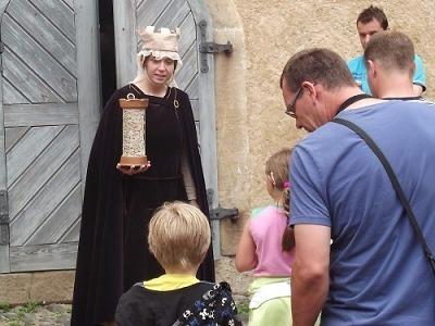 Prázdniny přinesou na hradech a zámcích rozšířenou nabídku pro děti