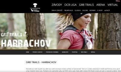Harrachov Active je seriál závodů pro širokou veřejnost