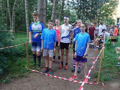 Gymnázium Turnov nejlepší v orientačním běhu středních škol