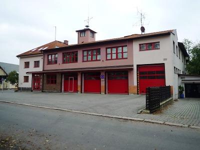 Výročí 50 let od založení slaví profesionální hasiči ze stanice Semily