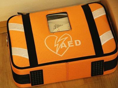 Hasiči zachraňují životy pomocí defibrilátorů AED
