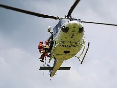 Vrtulníky prověří při cvičení zásahy v Semilech, Lomnici i Malé Skále