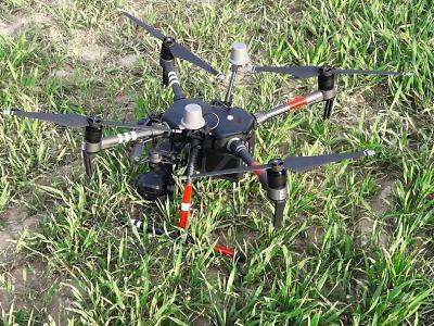 Hasičům v Libereckém kraji bude u vybraných zásahů pomáhat dron