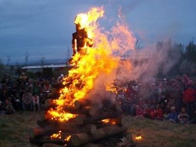Čarodějnice je možné pálit, ale musíte dodržovat pravidla