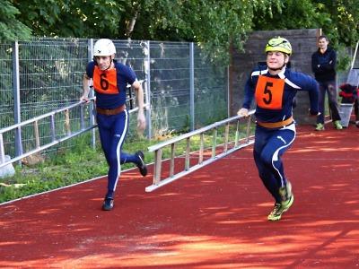 Družstvo semilských hasičů druhé v krajské soutěži
