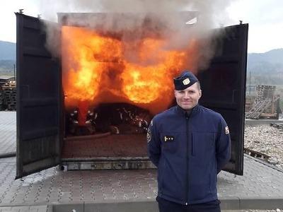 Úsek prevence krajských hasičů má na starost nový náměstek Jan Málek