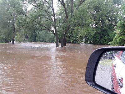 Shrnutí aktuálního stavu povodně na Frýdlantsku