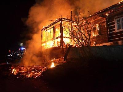 Chalupu v Jablonci nad Jizerou zachvátily plameny, škoda je milion a půl