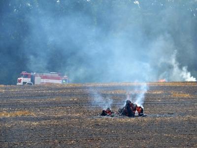 Zvýšené nebezpečí vzniku požáru je už vyhlášeno i na Liberecku