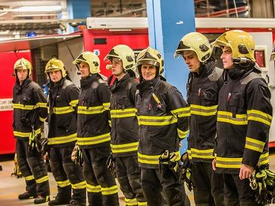 Televizní seriál o libereckých hasičích diváky zaujal