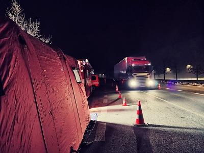 Testovací místo v Hrádku pro tranzitní dopravu bude dále v provozu