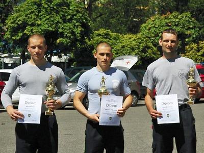V krajské TFA zvítězil Michal Stejskal, třetí byl turnovský Aleš Zeman