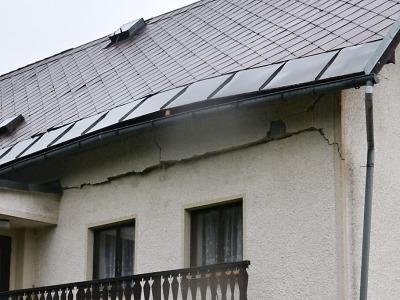 V rodinném domě ve Svojku došlo k výbuchu plynu