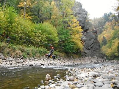 Liberečtí lezci trénovali na Riegrově stezce