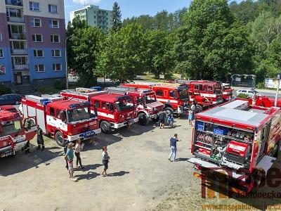 Jednotky požární ochrany obcí dostanou peníze na auto či rekonstrukci