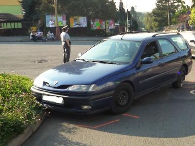 Policisté v Turnově žádají o pomoc při vyšetřování dopravní nehody