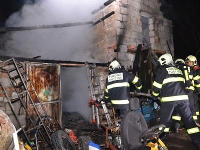 Z pohledu hasičů proběhly čarodějnice v Libereckém kraji klidně