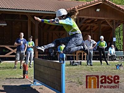 Obrazem: Dětská hasičská soutěž v Kundraticích