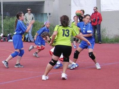Minižákyně TJ Turnov se zúčastnily turnaje Megamini v Liberci